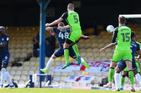 Southend United v Plymouth Argyle, Southend on Sea, UK - 19 Augu