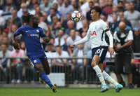 Tottenham Hotspurs v Chelsea, London - UK - 20th August 2017