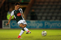 Plymouth Argyle v Chelsea U21's, Plymouth UK - 15 August 2017