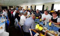 Torquay United v Tranmere Rovers, Torquay, UK - 5 Aug 2017