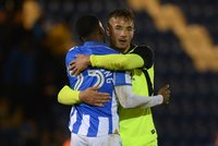 Colchester United v Exeter City, Colchester, UK - 9 Dec 2017