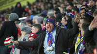 Crystal Palace v Watford, London - UK - 12 Dec 2017