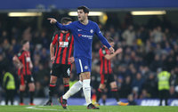 Chelsea v AFC Bournemouth, London, UK - 20 Dec 2017