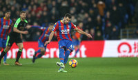 Crystal Palace v AFC Bournemouth, London - UK - 9 Dec 2017