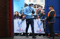 Crystal Palace v Manchester City, Croydon - UK - 31 Dec 2017