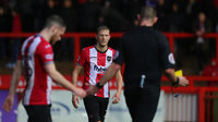 Exeter City v Forest Green, Exeter, UK - 26 Dec 2017