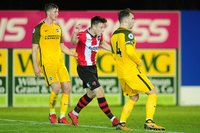 Exeter City u23s v Brighton and Hove Albion u23s, Exeter, UK - 4
