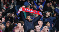 Leicester City v Crystal Palace, Leicester - UK - 16 Dec 2017