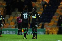 Mansfield Town v Yeovil Town, Mansfield, UK - 16 Dec 2017