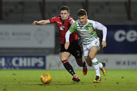 Morecambe v Yeovil Town, Morecambe, UK - 29 Dec 2017