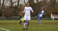 New London Lionesses v Crystal Palace Ladies, London - UK - 3rd Dec 2017