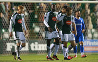 Plymouth Argyle v Gillingham, Plymouth, UK - 9 Dec 2017