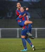 West Ham United Ladies v Crystal Palace Ladies, London - UK - 17 Dec 2017