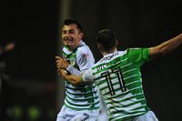 Yeovil Town v Port Vale, Yeovil, UK - 12 Dec 2017