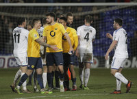 Tranmere Rovers v Torquay United, Tranmere - UK - 9 Dec 2017