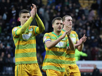 Notts County v Yeovil Town, Nottingham, UK - 25 Feb 2017