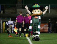 Plymouth Argyle v Notts County, Plymouth, UK - 28 Feb 2017