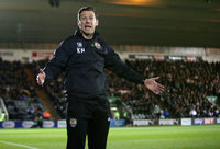 Plymouth Argyle v Notts County, Plymouth UK - 28 Feb 2017