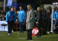 Sutton United v Arsenal, London - UK - 20 Feb 2017