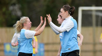Torquay United Ladies v Marine Academy Ladies, Bovey Tracey, UK