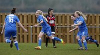 Bishop's Lydeard v Torquay Ladies 080117