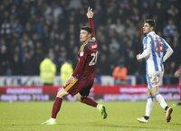 Huddersfield v Ipswich 210117