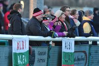 Old Albanians v Plymouth Albion 210117