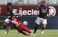 FC Metz v Crystal Palace, Metz - France - 29th July 2017