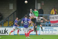 Dorchester Town v Exeter City, Dorchester, UK - 29 July 2017
