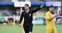 Newton Abbot Spurs v Torquay Unites, Newton Abbout, UK- 4 July 2017