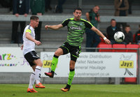 Weston-super-Mare v Plymouth Argyle, Weston-super-Mare UK - 15 J