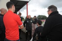 Frome Town v Yeovil Town, Frome, UK - 22 July 2017