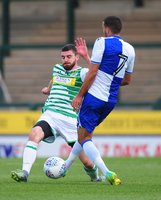 Yeovil Town v Bristol Rovers, Yeovil, UK - 25 July 2017