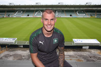 Plymouth Argyle press call, Plymouth, UK - 29 June 2017