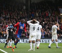 Crystal Palace v Watford, London - UK - 18 Mch 2017