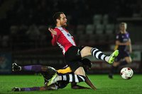 Exeter City v Cheltenham Town, Exeter, UK - 14 Mar 2017