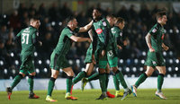 Wycombe Wanderers v Plymouth Argyle, High Wycombe UK - 14 Mar 20