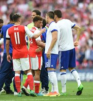 Arsenal v Chelsea, London - UK - 27th May 2017