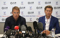 Crystal Palace New Manager, London - UK - 26th June 2017