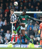 Grimsby Town v Plymouth Argyle, Cleethorpes UK - 06 May 2017