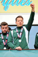 Plymouth Argyle Promotion celebrations, Plymouth UK - 08 May 2017