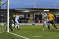 AFC Flyde v Torquay United , Wesham, UK - 18 Nov 2017