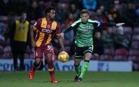 Bradford City v Plymouth Argyle, Bradford, UK - 11 Nov 2017