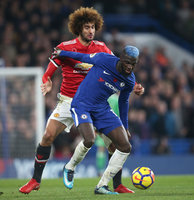 Chelsea v Manchester United, London, UK - 5th November 2017