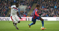 Crystal Palace v Stoke City, London - UK - 25th Nov 2017