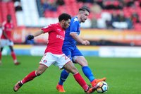 Charlton Athletic v Truro City, London,  UK - 5 Nov 2017