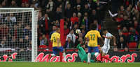 England v Brazil, London, UK - 14 Nov 2017