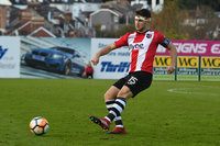 Exeter City v Heybridge Swifts, Exeter, UK - 5 Nov 2017