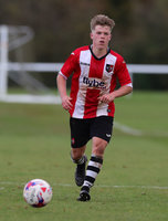 Exeter City U18 v Portsmouth U18, Exeter, UK - 18 Nov 2017