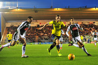 Plymouth Argyle v Oxford United, Plymouth, UK - 18 Nov 2017